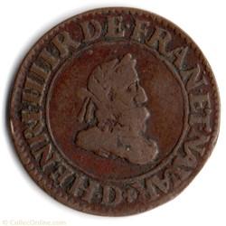 CGKL202 - Double tournois Henri IV 1609D...