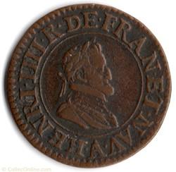 CGKL222 - Double tournois Henri IV 1605A...