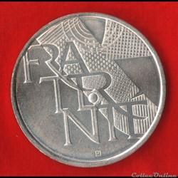 5 Euros - Fraternité