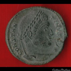 Constantin Ier - Nummus ou Centenionalis...