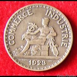 Chambres de Commerce - 2 Francs - 1923