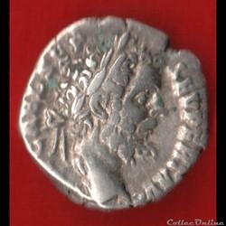 Denier de Septime sévère - Rome