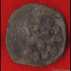 Philippe IV - Double parisis - 1303-1305...