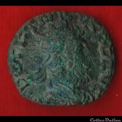 Tétricus Ier - Antoninien - La santé
