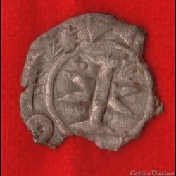 Comté de Melgueil - 1080-1120 - Denier