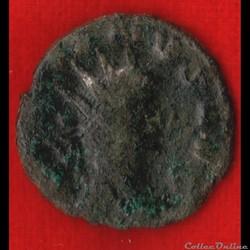 Gallien - Antoninien - Mars