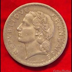 Lavrillier - 5 Francs - 1947