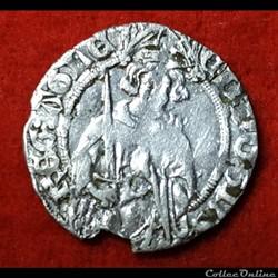 Comté d'Aquitaine - env 1368 - Hardi