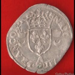 Henri II - Douzain aux croissants - 1551...