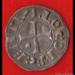 Seigneurie de Béarn - XIIème-XIIIème - Denier ou Centulle