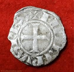 Philippe III - Denier tournois - 1270-12...
