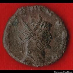 Gallien - Antoninien - Jupiter