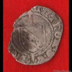 Duché de Lorraine - 1508-1544 - Denier