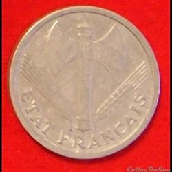 Francisque - 1 Franc - 1942