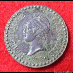 Deuxième République - 1 centime Dupré - ...