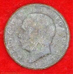 Portugal - 10 REIS - 1883
