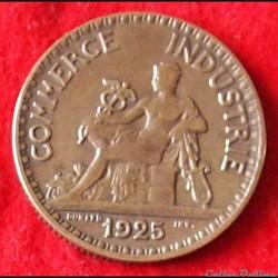 Chambres de Commerce - 2 Francs - 1925