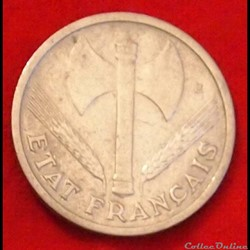 Francisque - 1 Franc - 1943