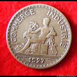 Chambres de Commerce - 1 Franc - 1927