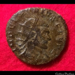 Claude II - Antoninien - L'espérance