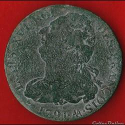 Louis XVI - 2 Sols - 1791 - Metz