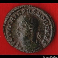 Crispus - Nummus ( ou Centenionalis ) - VOT 5ème anniversaire