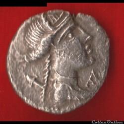 Fausse monnaie antique 9