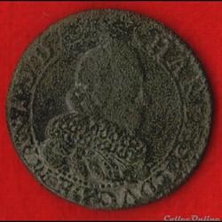 Principauté d'Arches-Charleville - 1634 - Double tournois