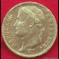Napoléon Ier - 20 Francs - 1808 - Paris