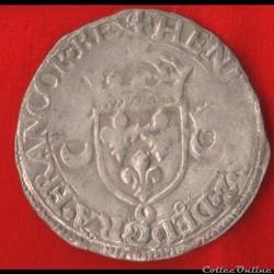 Henri II - Douzain aux croissants - 1549...