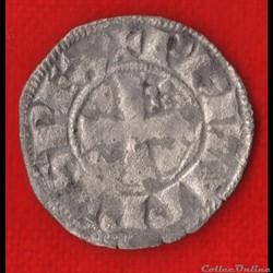 Philippe IV - Double tournois - 1295-130...