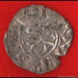 Comté de Troyes - 1130-1150 - Denier