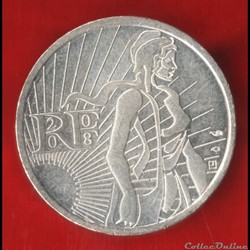 5 Euros - Marianne