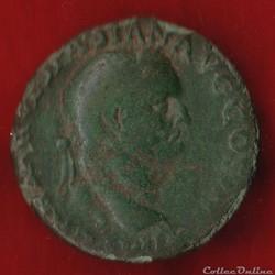 Vespasien - As - L'équité
