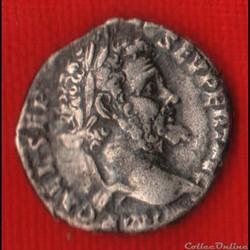 Denier de la XIIIIème légion sous Septime Sévère