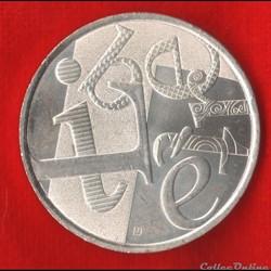 5 Euros - Liberté