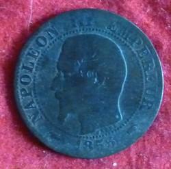 Napoléon III - 5 Centimes - 1855 - Paris