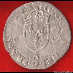Henri II - Douzain aux croissants - 1550...
