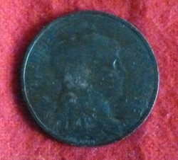 Dupuis - 5 Centimes - 1902