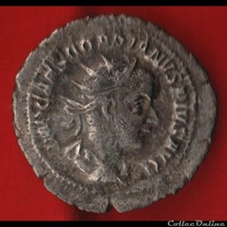 Gordien III - Antoninien - La virilité