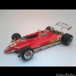Ferrari 126 C2 - 1982 - Gilles Villeneuv...