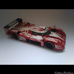 Toyota GT One - 1998 - 24h du Mans - Mar...