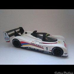 Peugeot 905 - 1er aux 24h du Mans 1992 -...