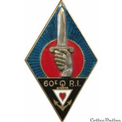60° Régiment d'Infanterie