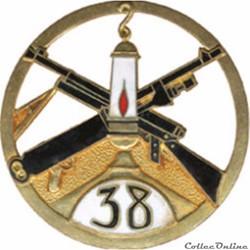 38° Régiment d'Infanterie
