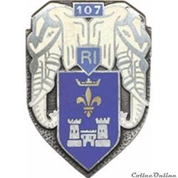 107° Régiment d'Infanterie