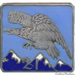 3° Régiment d'Infanterie - 21 Bat. d'Ins...