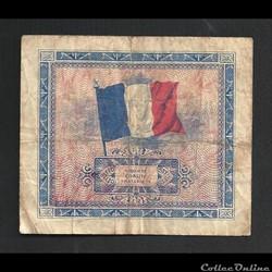 2 francs    US   1944