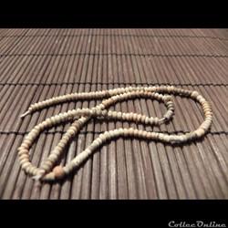 collier perles  Égypte
