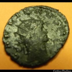 monnaie antique romaine gallien
